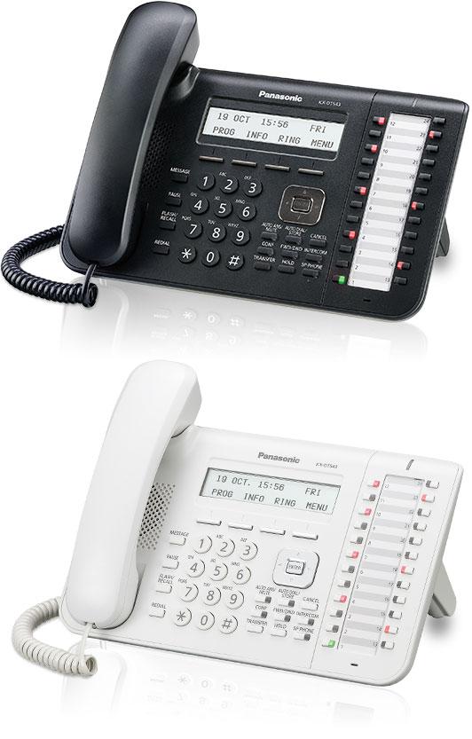 Panasonic Business Phone System KX-DT543