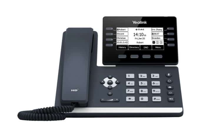Rent a business phone system