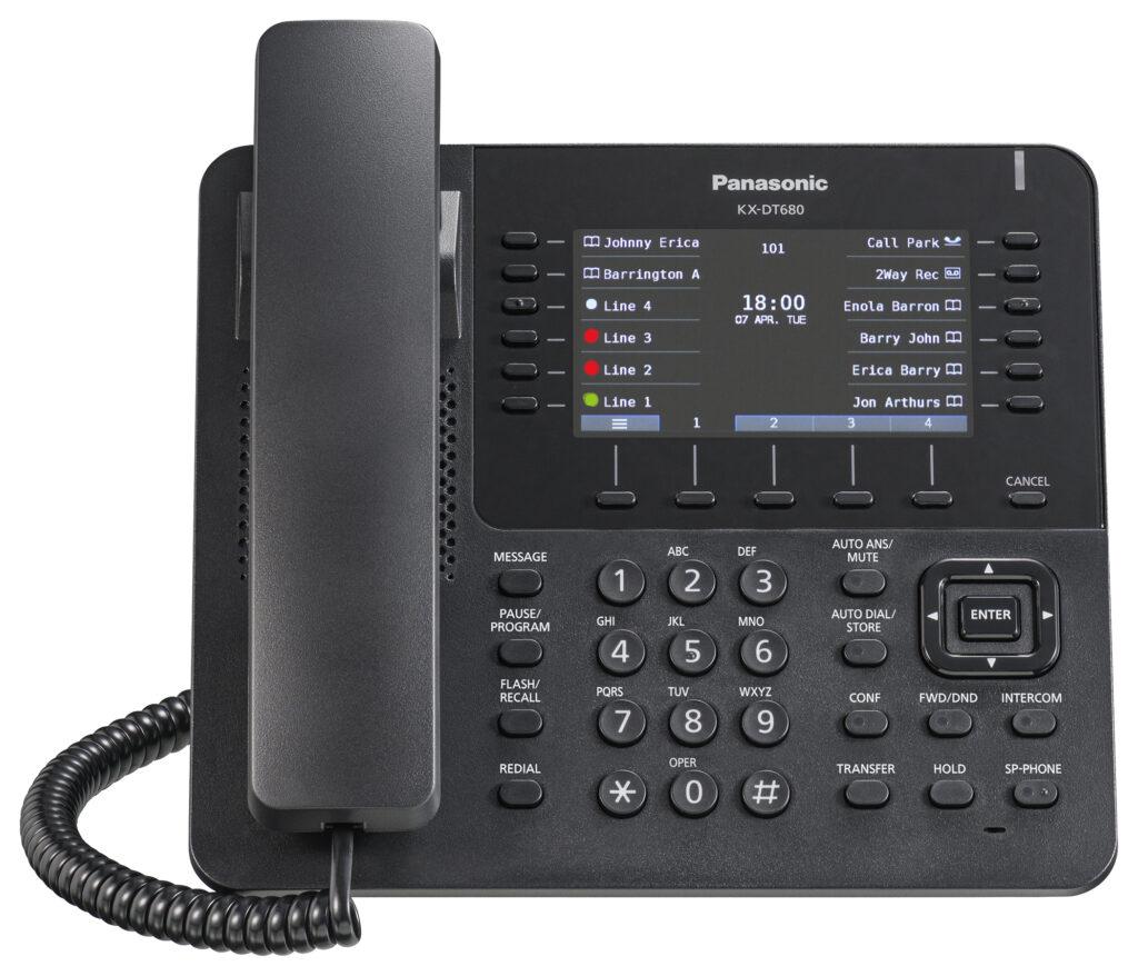 Panasonic KX-DT680B